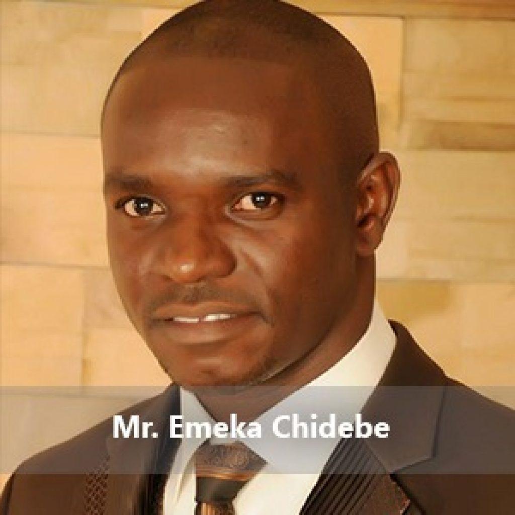 Mr Chidebe